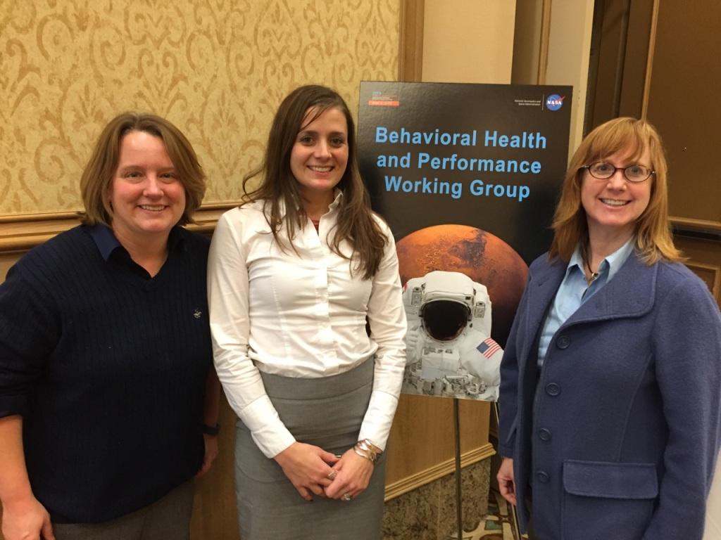 Drs. Lacey Schmidt, Kathryn Keeton, and Kelley Slack